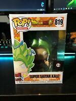 Funko POP Dragon Ball Super Saiyan Kale 816 Chalice Collectibles Exclusive