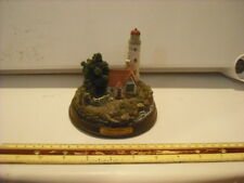 "Thomas Kinkade Lighted Lighthouse ""Beacon Of Hope"" Sculpture"
