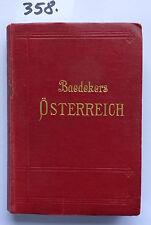 Baedeker Österreich 1926 (1. W.)