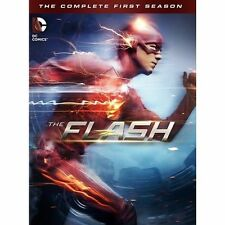 The Flash Complete Season 1 One First Series as Watched Once