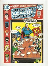 Justice League of America #105 (May 1973) F 6.0  Mark Jewelers variant
