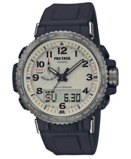 Casio Protrek Black/Beige Mens Watch PRW-50Y-1BER