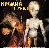 Nirvana Lithium (1992, #4218152) [Maxi-CD]