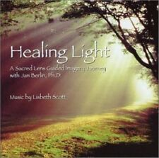 Various Artists Healing Light - A Sacred Lens Guided Ima CD