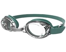 SPEEDO JET SWIM SWIMMING GOGGLES TURQUOISE CLEAR ANTIFOG SPECIAL OFFER