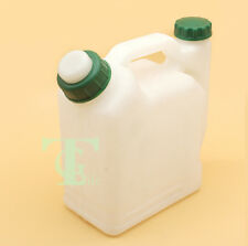 Petrol Gas Fuel Mixing Bottle Tank Container 1:20 1:25 Ratio Sprout 1500ml 1.5L