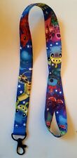BRAND NEW BLUE LILO, ANGEL AND STITCH LANYARD, PHONE CHAIN, OFFICE CARD FREE P&P