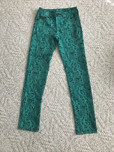 Justice Girls Jeans Size 12 Slim