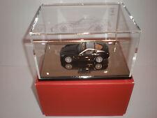 1/43 BBR FERRARI 599 GTB Fiorano 2006 BBREX19 Black/silver Display case RARE
