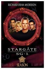 Stargate SG-1 : Season 8 (DVD, 2005, 6-Disc Set)VGC Pre-owned (D97)