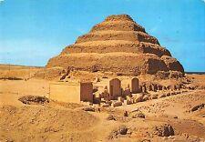 BT13625 Sakkara King Zoser s step pyramid        Egypt