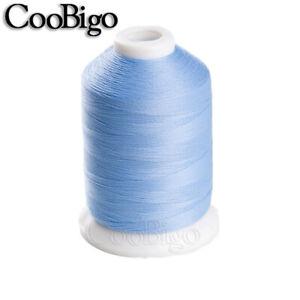 1000 Yards Luminous Glow In The Dark Thread DIY Embroidery Sewing Thread