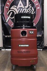 G.I. Industries HEPA Vacuum Vac-600