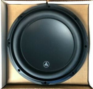 JL Audio 10W3V3-2 Subwoofer Sub Speaker 2 Ohm - May Need Repaired