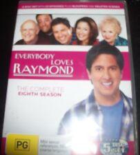 Everybody Loves Raymond The Complete Eighth Season 8 (Australia Reg 4) DVD NEW