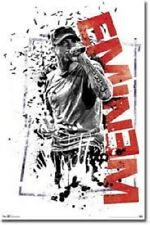 2012 EMINEM CRUMBLE POSTER  22X34 NEW FREE SHIPPING