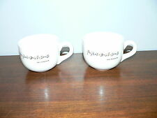 Pair of 1996 F.R.I.E.N.D.S TV Sitcom & Kit Kat Candy Bar 16 Ounce Mugs Cups