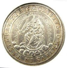 1626 Germany Bavaria Taler 1T Coin - Certified NGC AU Details - Rare Coin!