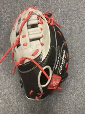 "Rawlings Heart of the Hide First Base Mitt LHT 12.25""-  PROFM20BGS"