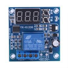 DC 12V Battery Low Voltage Under Voltage Discharge Protection Module w/ LED ark