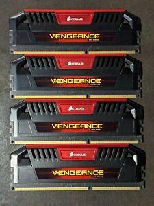 Corsair Vengeance Pro Series ~ 16GB DDR3 SDRAM (4x4GB) 1600MHz PC3-12800 XMP 1.3