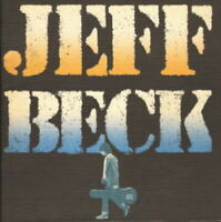 JEFF BECK Japan tour book/ticket stub/flyer in Tokyo in 1980 SHAPES OF THINGS