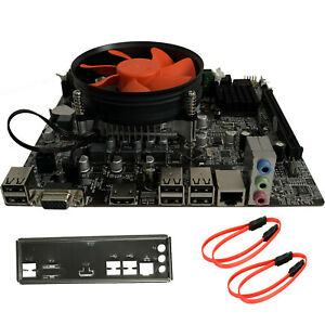 Intel Core i5 3.7GHz 16GB Gaming Desktop PC Computer Motherboard CPU RAM Combo
