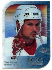 1997-98 Upper Deck Ice Champions 19 Steve Yzerman