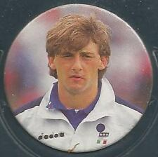 PANINI CAPS 1996-SNICKERS-EURO 96- #63-ITALY-SIGNORI