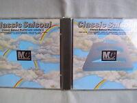 Mastercuts- Classic Salsoul Vol.1-2- BEECHWOOD CUTSCD10/13 1993- 2 CDs WIE NEU