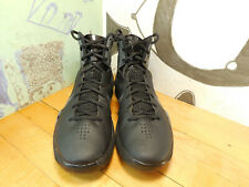 Nike Zoom Hyperdunk Black Basketball Sneakers Men's 11 #407625-001