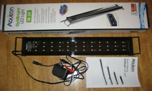 Aquarium LED Light - Aqueon OptiBright 18-24 inch