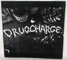 "DRUGCHARGE S/T 7"" EP Flexi PUNK ROCK Hardcore GLUE Strutter LIMITED PRESSING 250"