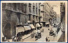 Napoli - via Roma - Formato piccolo - viaggiata