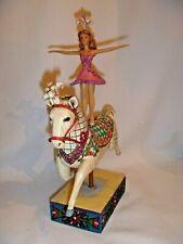 """Jim Shore """"Bareback Ballerina"""" figurine"""