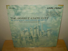 "BLACKWOOD BROTHERS QT...""THE PEARLY WHITE CITY""...""AUTOGRAPHED"".....GOSPEL ALBUM"