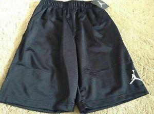 Boy's Nike Air Jordan Mesh Basketball Shorts 959922 Assted Sizes Black Red Grey
