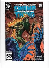 Swamp Thing #42 November 1985 Alan Moore