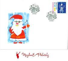 SLOVAKIA/2018 -  (FDC) The Christmas Mail 2018, MNH