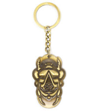 Assassin's Creed Origins Metal Keyring - Scarab Official Keychain New Bayek