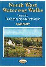 North West Waterway Walks..V2..Mersey Waterways..1994..David Parry..New..