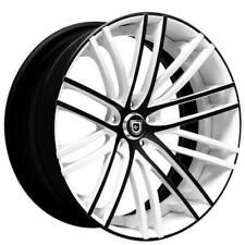 "(4) 22"" Staggered Lexani Forged Wheels LF-Luxury LZ-723 Custom Paint Rims(B3)"