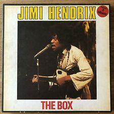 JIMI HENDRIX - THE BOX -  6 LP -  BOX SET
