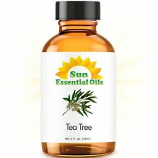 "Tea Tree - LARGE 2 OUNCE - 100% Pure Essential Oil ""FREE SHIPPING"""