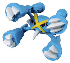 "Pokemon X & Y Action Figure (SP-31) 2.5"" Mega Metagross Takaratomy Pokemon Go"