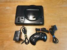 Sega Mega Drive I 1 Konsole Spielekonsole Pal Scart Controller