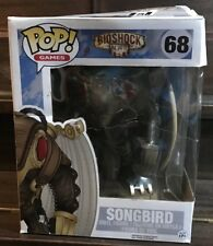 Pop Funko Songbird 68 Bioshock Infinite
