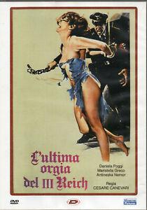 GESTAPOS LAST ORGY - Uncut..DVD..