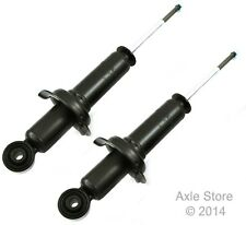 Pair: 2 New Rear Struts Ltd Lifetime Warranty Fits Corolla Exc. XRS Model