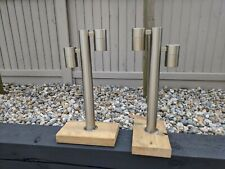 Outdoor Column Downlights X 2
